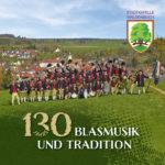 CD Cover 130 Jahre Blasmusik und Tradition