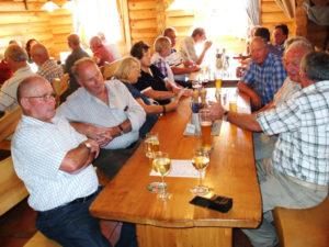 Senioren Ausflug Allgäu in 2012